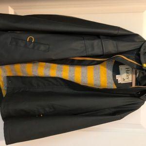 Hatley boys size 8 rain coat
